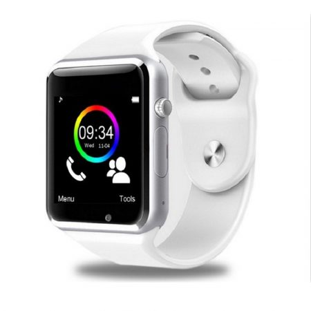 A1 Smart Watch with SIM card, white