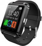 AlphaOne Pro Watch smart hodinky, čierná farba holm0103