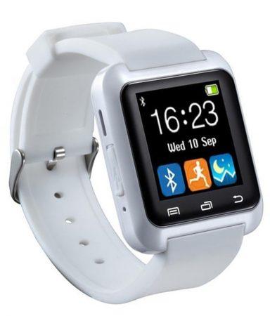 AlphaOne Pro Watch smart hodinky, bielá farba