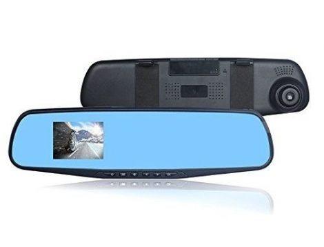 ALphaOne visszapillantóra rögzíthető autós kamera