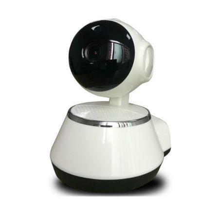Wifis beltéri megfigyelő rendszer , hangszóróval és mikrofonnal holm0166