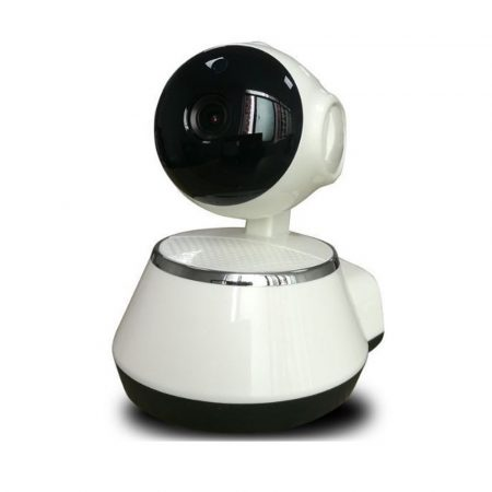 Indoor Wifi observer safety system with speaker and michrophone
