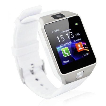 White Smart Watch dz09
