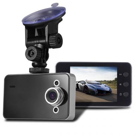 Slim hd Car rout recorder, board camera