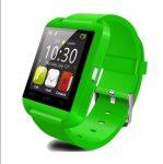 Magyar nyelvű okos óra Pro Watch zöld holm0188