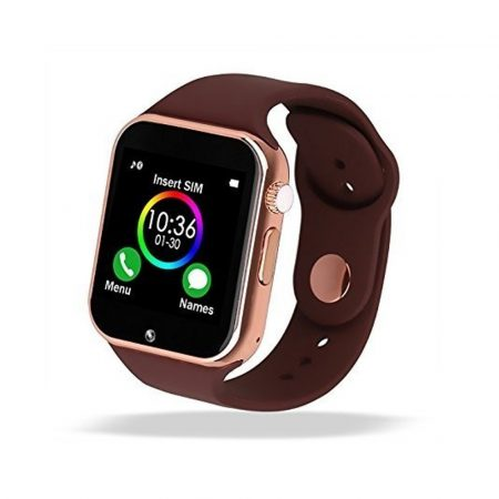 A1 Smart Watch with Sim card, gold