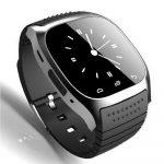 AlphaOne M26 smart hodinky, čierne    holm0238