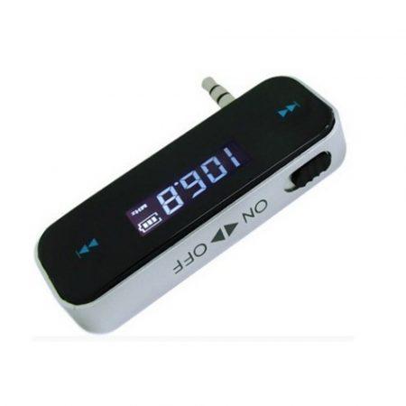 Fm transmitter akkumulátoros - Fogadd hívásaid biztonságosan és hallgass zenét vezetékek nélkül autódban.
