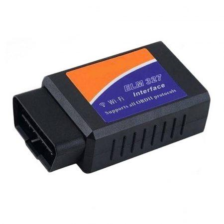 ELM 327 Wifi Hibakód olvasó + élő adat kiolvasó, ajándék hibakód softwarrel