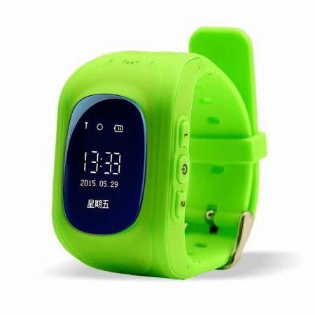 q50 smart watch green