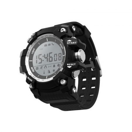 D Watch smart watch black