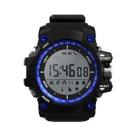 D Watch smart watch blue