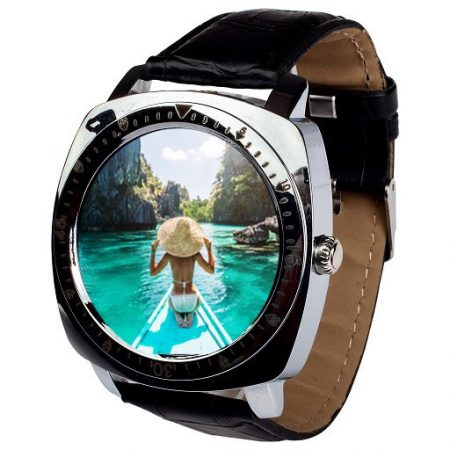 AlphaOne X3 okos óra ezüst INGYENES SZÁLLÍTÁS -Elegáns megjelenés,kamera,sim foglalat,zenehallgatás.