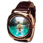 AlphaOne X3 okos óra arany INGYENES SZÁLLÍTÁS - Elegáns megjelenés,kamera,sim foglalat,zenehallgatás.
