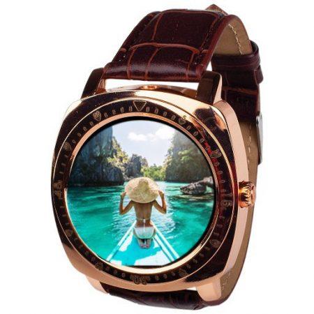 X3 smart watch gold