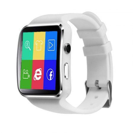 X6 Smart Watch -white-
