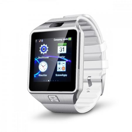 M8 smart watch silver-white