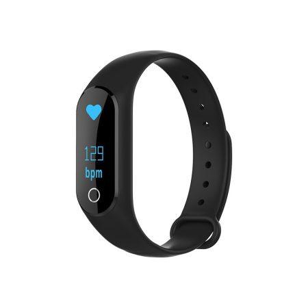 M2S smart bracelet -black-