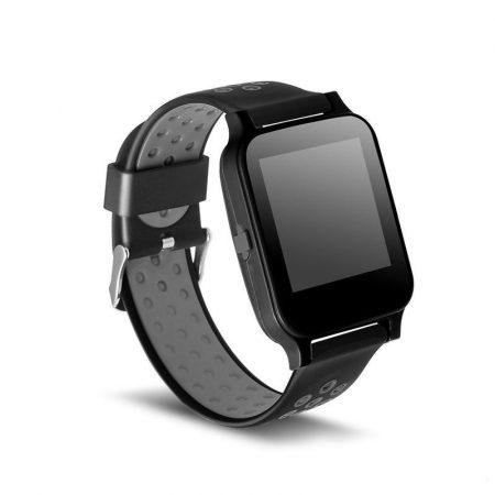 mike watch z40 okosóra fekete