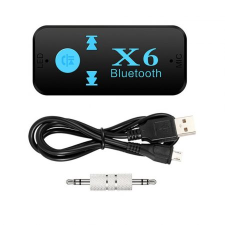 Bluetooth aux adapter X6
