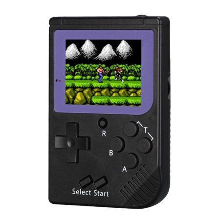 Retro handheld game console