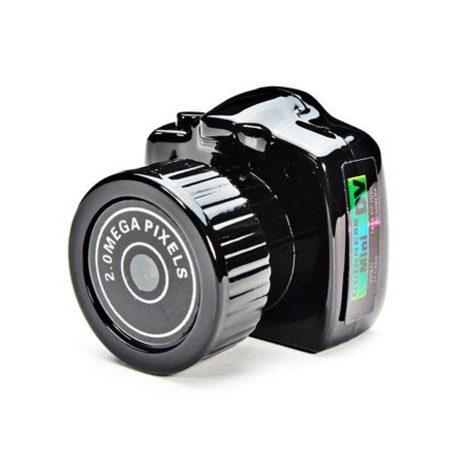 Mini Kamera- Ultramini kamera ,hogy ne maradj le semmiről!