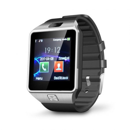 Bass Dz9 English language smart watch Grey-Black