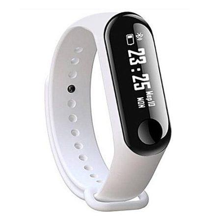M3 white smart bracelet
