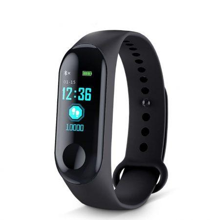 M3 Black smart bracelet