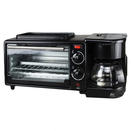 (Pre-order)Morning station, grill + coffe maker + toaster