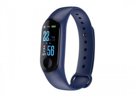 M3 Blue smart bracelet