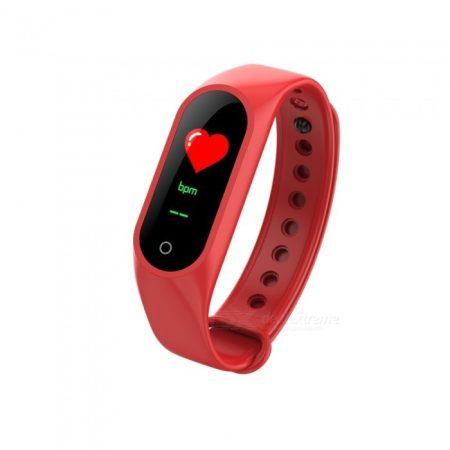 M3 Red smart bracelet