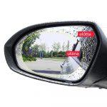 Antifog for rear-view mirror