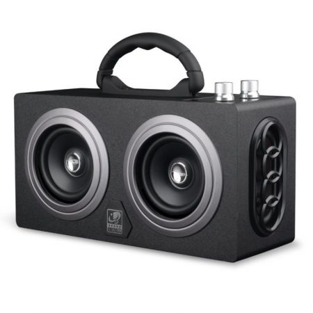 AlphaOne black bluetooth soundbox (pre-order)