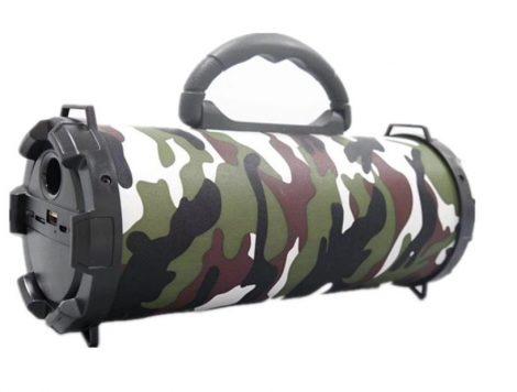 Big camouflage speaker (pre-order)