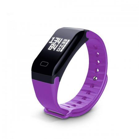 ID115 Plus smart bracelet purple
