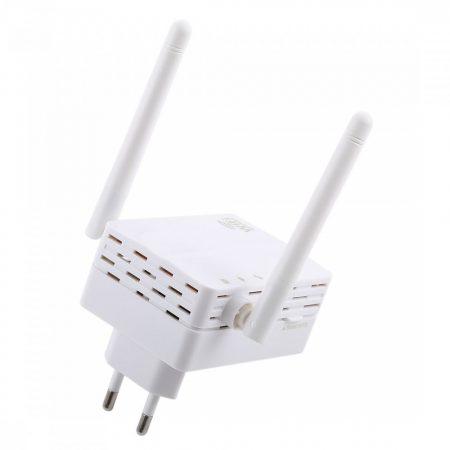 Ladybird double antenna wifi repeater