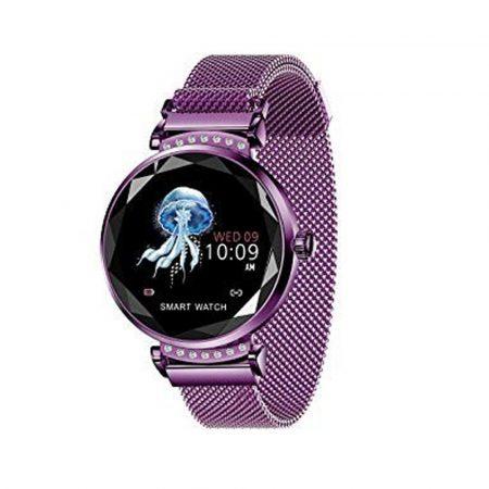 Anette Signiture smart watch -purple-