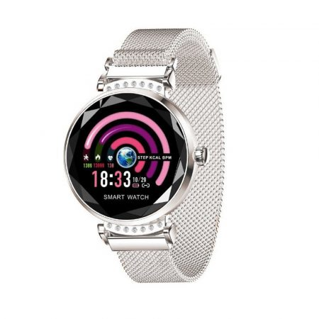 Anette Signiture smart watch -silver-