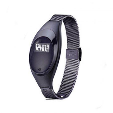 Christina smart watch -black-