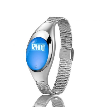 Christina smart watch -silver-