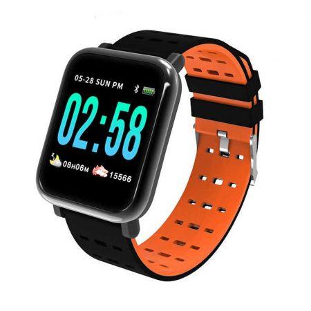 A6 smart watch -orange-