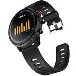 AlphaOne L5 smart watch -black-