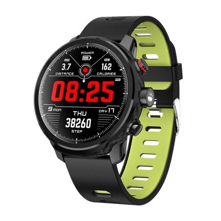 AlphaOne L5 smart watch -green-