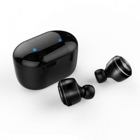 Alphaone A6 Airpods vezetéknélküli fülhallgató - beépített powerbank,mikrofon,stílusos kialakítás