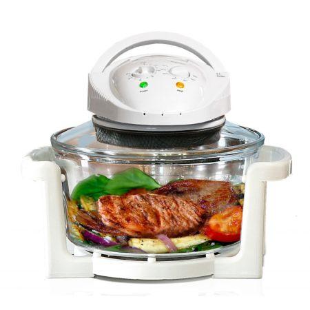 NewLine S1 Szagmentes légkeveréses Sütő - Kiárusítás! Unod a zsíros ételeket és a mosogatást? Álmaid gépe most akciósan.