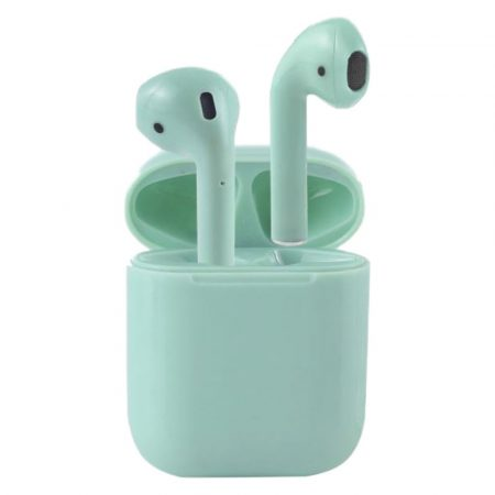 I7S earphones -green-