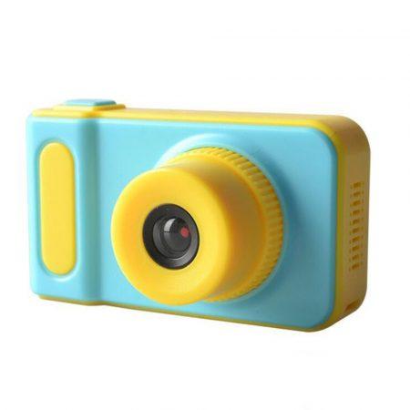 Gyermek kamera, kék - Gyermeked mindig ellopja a telefonod és rengeteg képet készít? Vedd meg most!