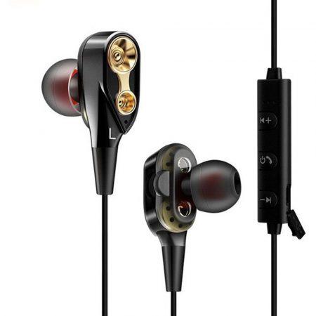 Sport headset Xt21 Fekete- A sport fülhallgatók legjobbja,nyakpántos így nem hagyod el!