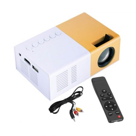 J9 Mini Projector with HDMI output